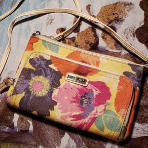 Relic floral multi handbag